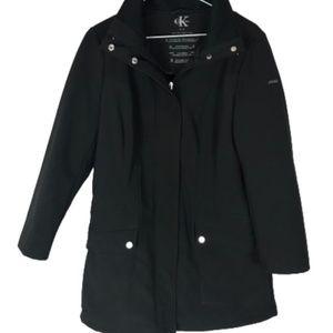 Calvin Klein Water Resistant Jacket Black Small
